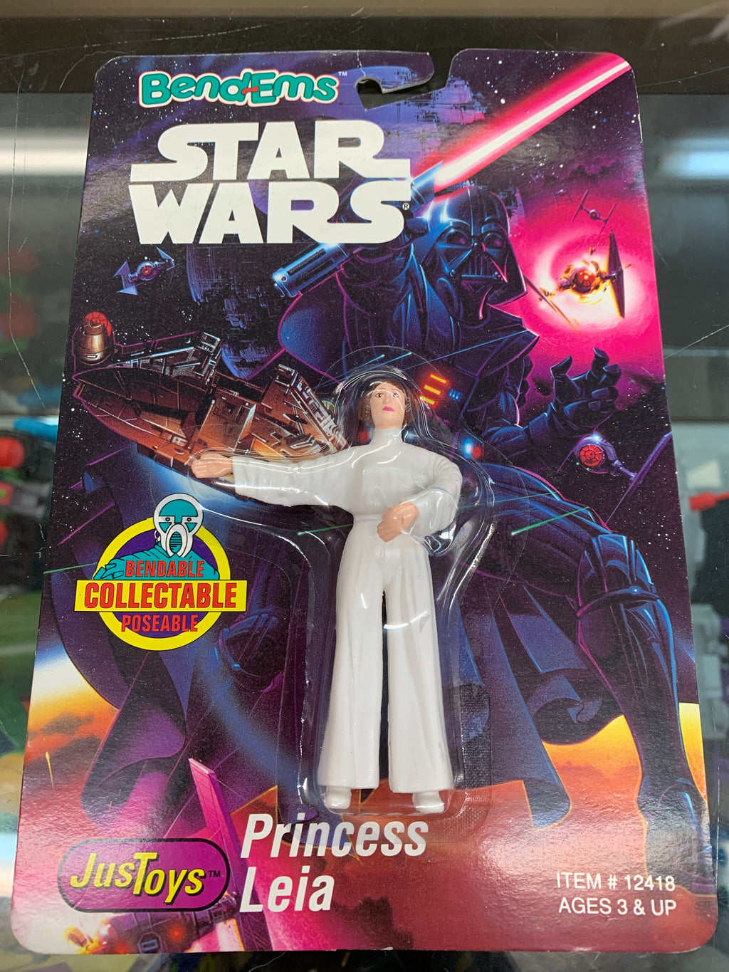 Bend-Ems Dms Star Wars Princess Leia