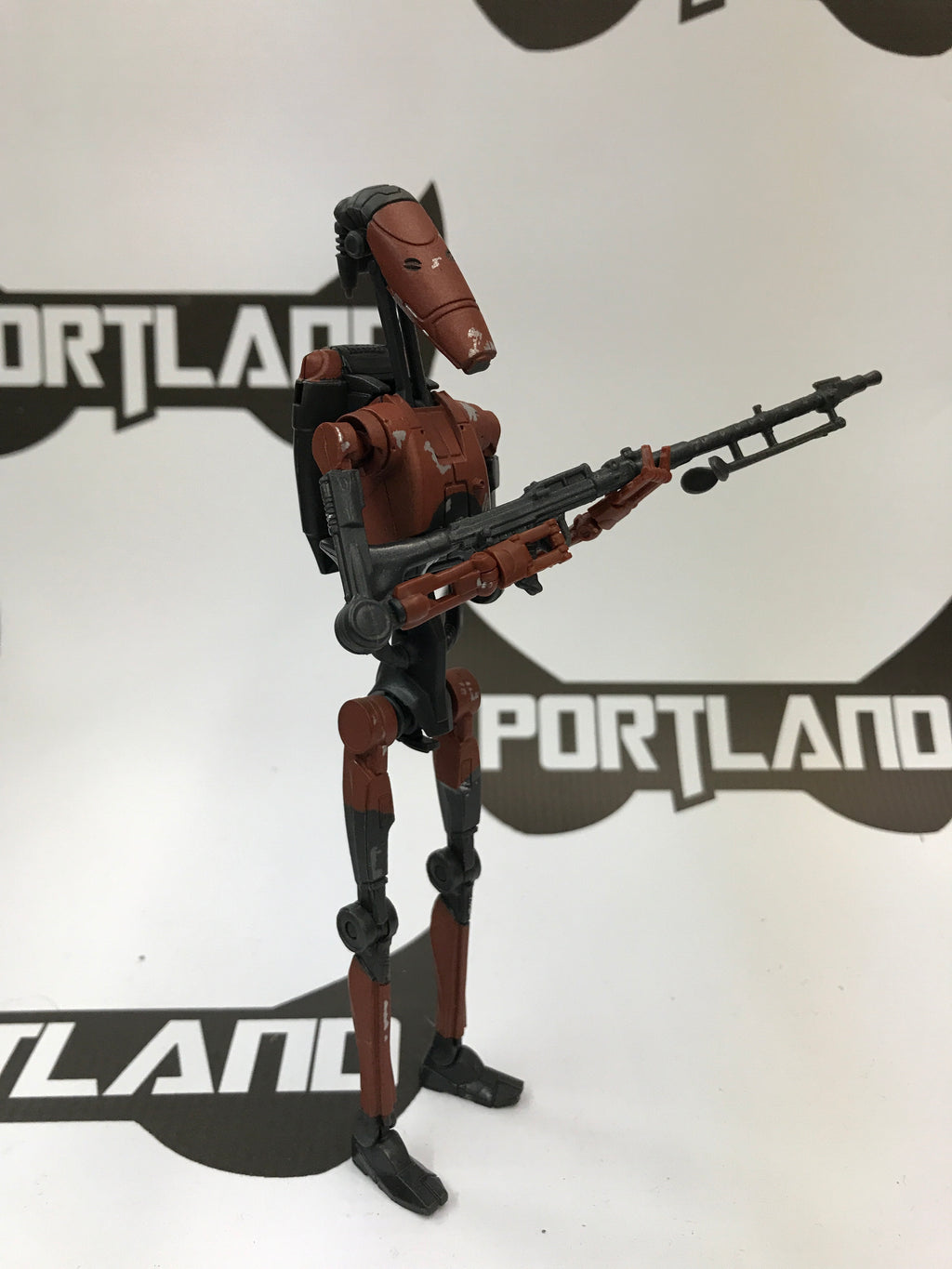 Star Wars The Black Series Gaming Greats Heavy Battle Droid (As-Is)
