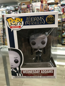 Funko POP! Movies The Addams Family Wednesday Addams #803