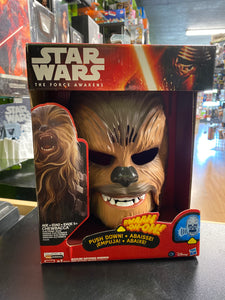Hasbro Star Wars the Force Awakens Chewbacca Mask