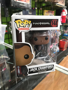 Funko Pop! Hannibal Jack Crawford 148