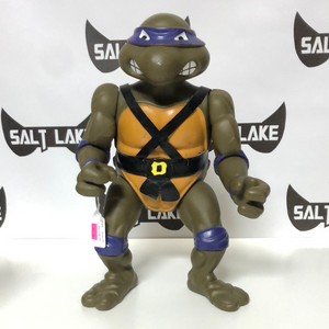 Playmates Teenage Mutant Ninja Turtles Giant Donatello 1989