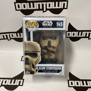 Funko POP! Movies Star Wars Rogue One Scarif Stormtrooper 145