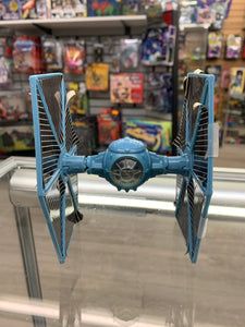 Star Wars Vtg Micro Collection Tie Fighter w/ Pilot