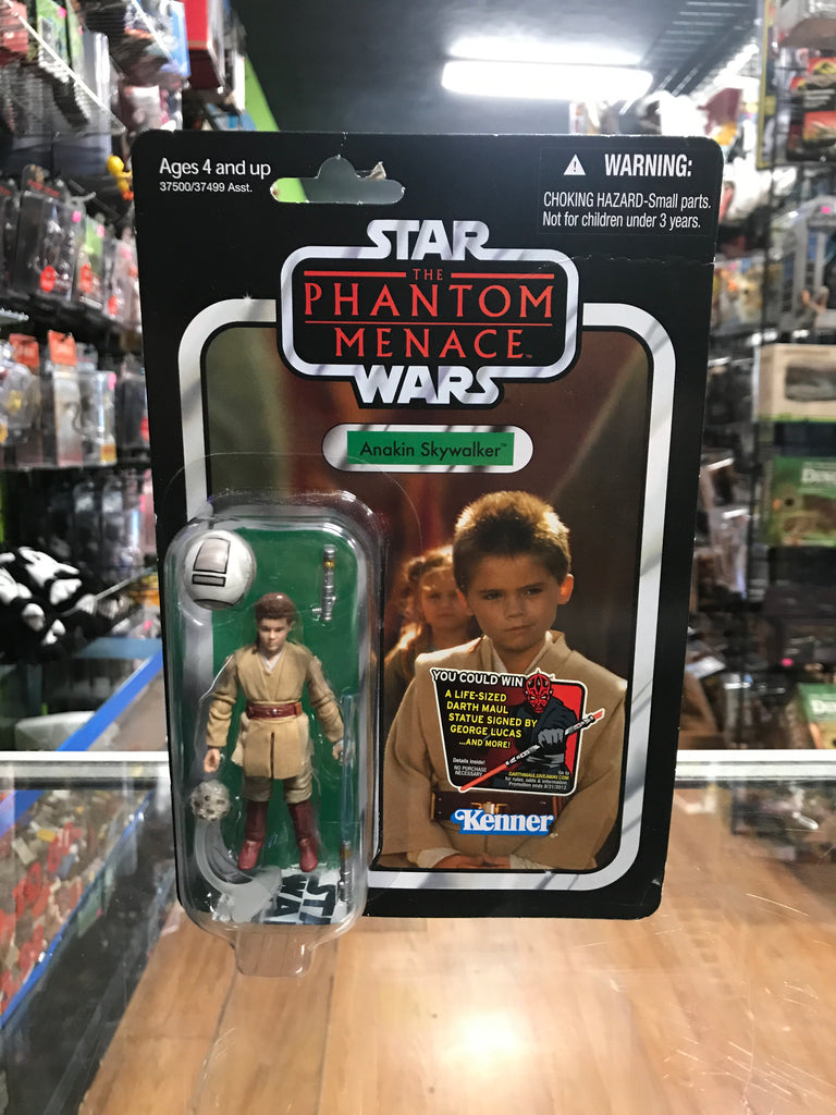 Hasbro Kenner Star Wars Vintage Collection The Phantom Menace Anakin Skywalker