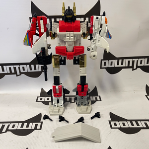 Hasbro Transformers G1 Superion