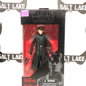 Hasbro Star Wars The Black Series #13 First Order General Hux