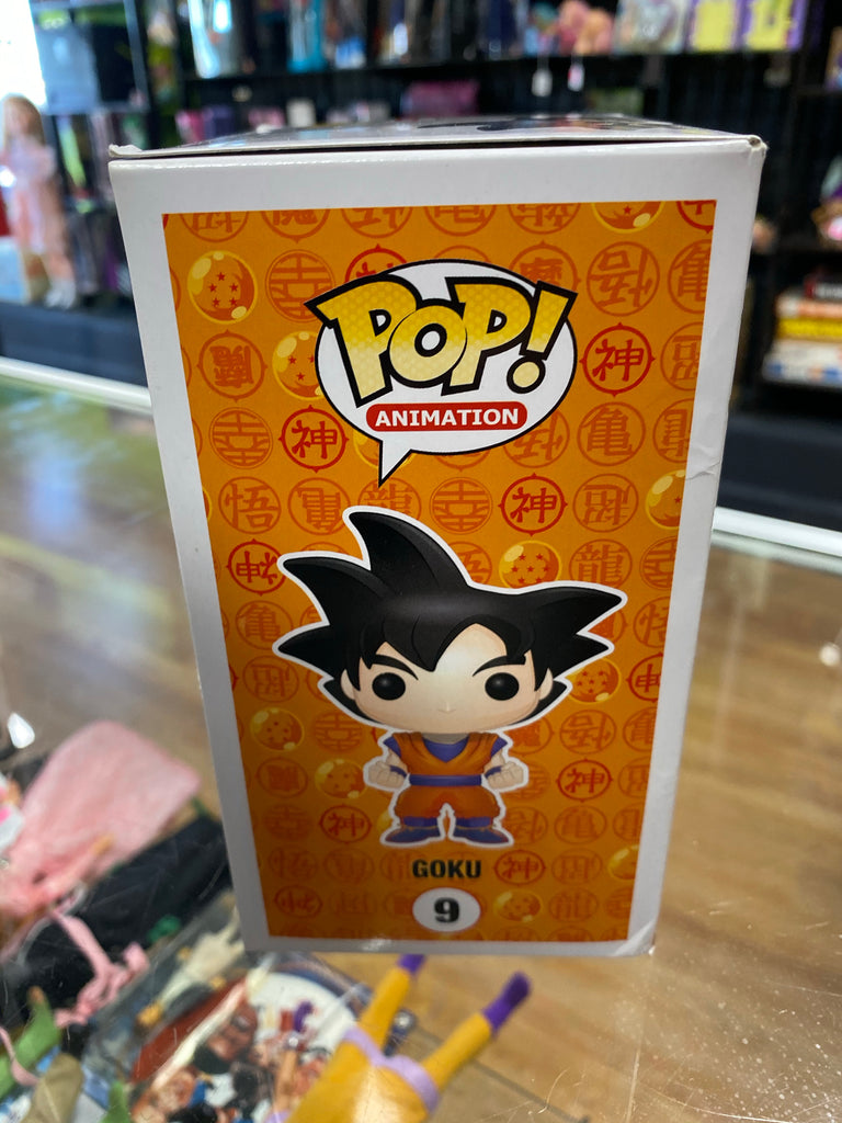 Funko POP! Animation DragonBall Z Goku Hot Topic Exclusive 9