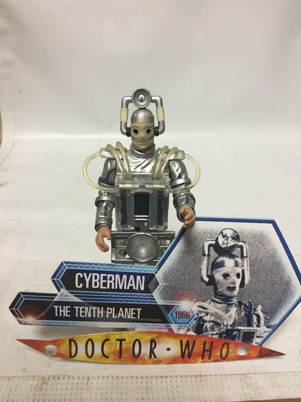 Doctor Who Cyberman The Tenth Planet 1966