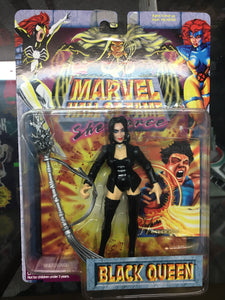 Marvel Hall of Fame Black Queen