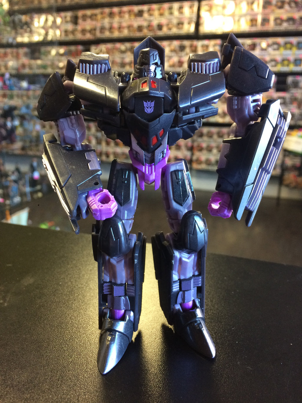 Hasbro Transformers Generations deluxe Megatron