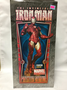 Bowen Designs Marvel Universe The Invincible Iron Man Modern Version Painted Statue