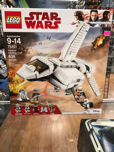 LEGO Star Wars 75221 Imperial Landing Craft