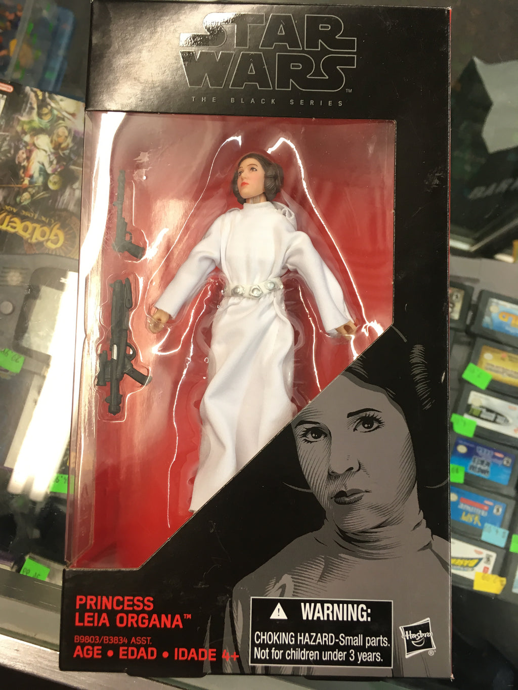 Star Wars Black Series Princess Leia Organa