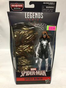 Hasbro Marvel Legends Molten Man Wave Spider-Woman