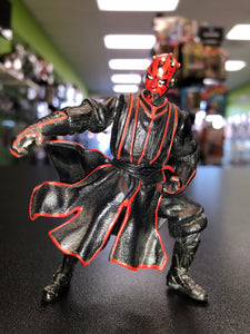 Hasbro Star Wars Saga DARTH MAUL (Sith Training)