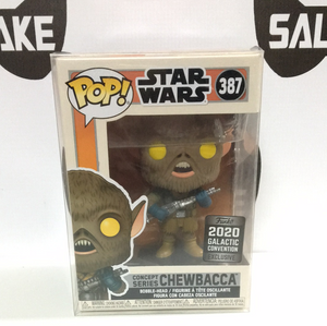 Funko POP! Star Wars concept Chewbacca #387