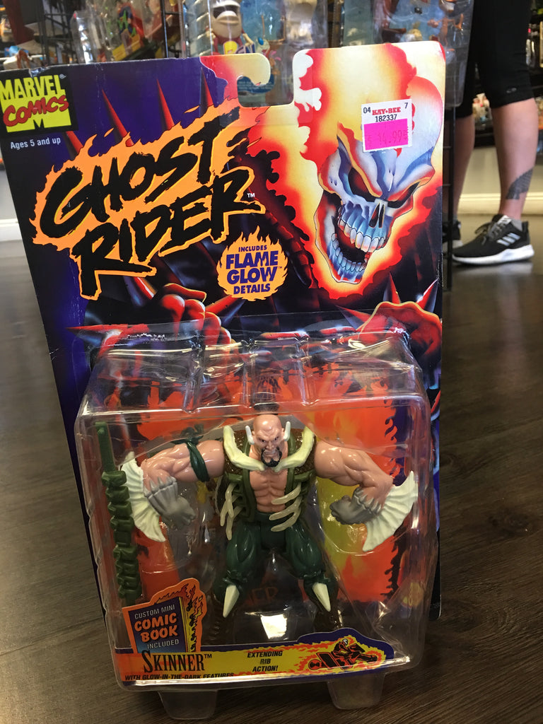 Marvel Comics Ghost Rider Skinner