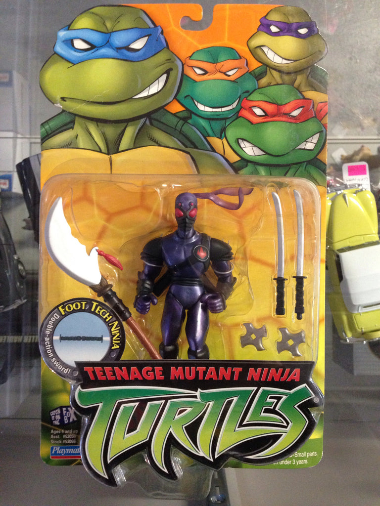 Playmates Teenage Mutant Ninja Turtles Foot Tech Ninja