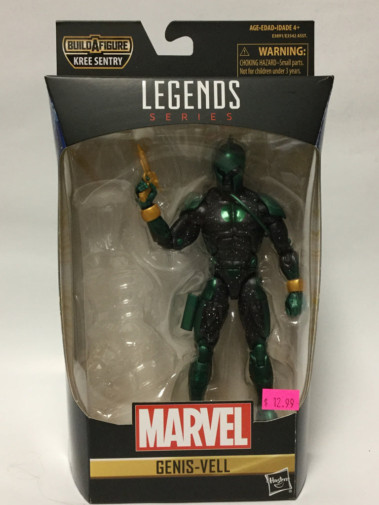 Hasbro Marvel Legends Series Genis-Vell