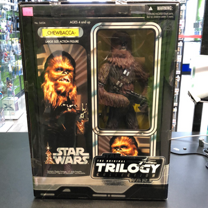 Hasbro Star Wars The Original Trilogy Collection Chewbacca
