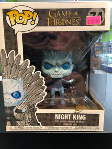 Funko Pop! Game Of Thrones Night King 74