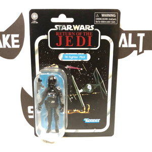Hasbro Star Wars The Vintage Collection Return of the Jedi TIE Fighter Pilot