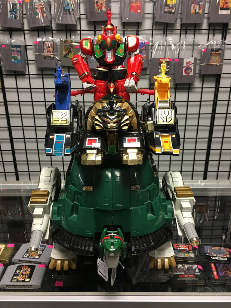 Ban Dai Mighty Morphin Power Rangers Thunder Ultrazord