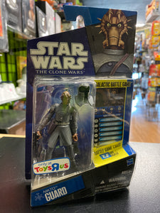 Hasbro Star Wars the Clone Wars Nikto Guard Toys R Us Exclusive