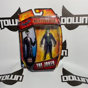 Mattel DC Comics Multiverse Batman Arkham Origins The Joker