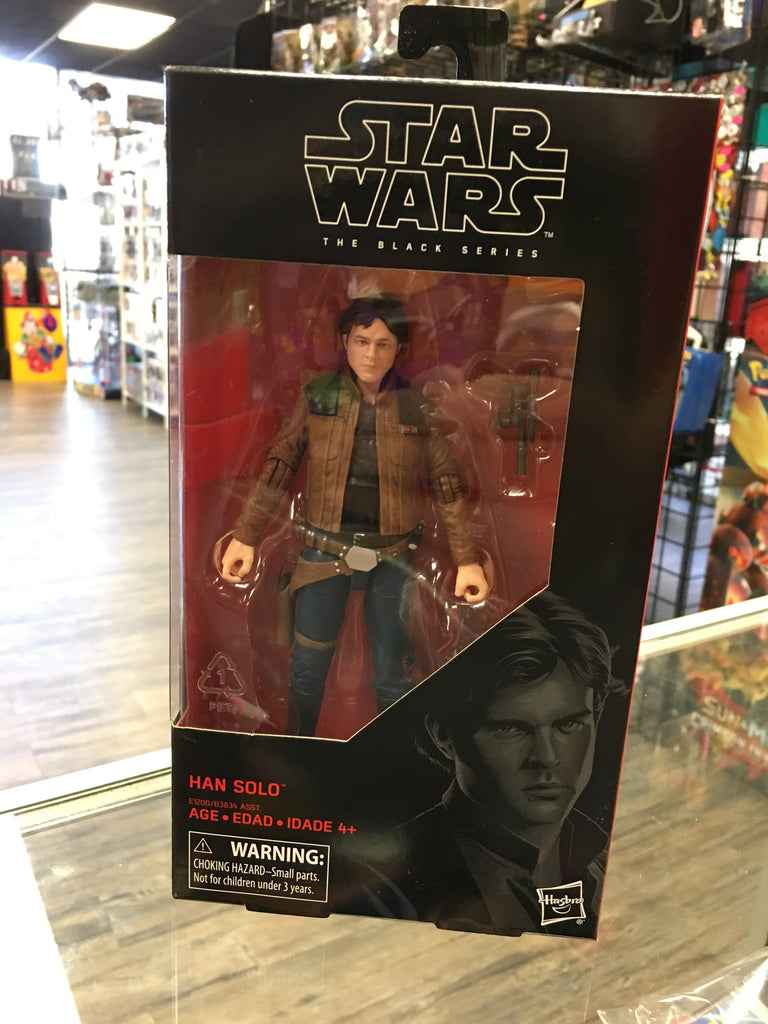 Star Wars Black Series Han Solo Movie