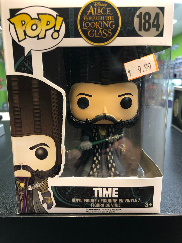 Funko POP! Disney Alice Through The Looking Glass TIME 184