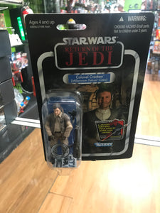 Hasbro Kenner Star Wars the Vintage Collection Return of the Jedi Colonel Cracken (Millennium Falcon Crew)