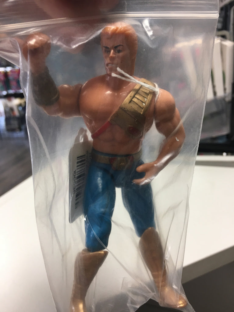 Masters of the Universe Battle Punch He-Man Loose