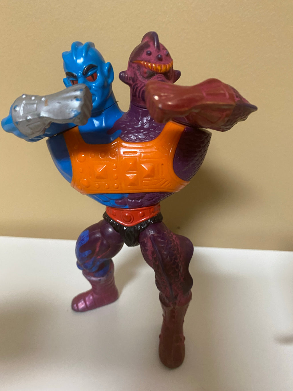 Mattel MOTU Vintage Two-Bad He-Man