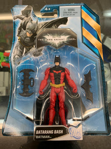 "The Dark Knight Rises 4"" Batarang Bash Batman"