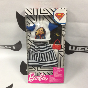 "MATTEL Barbie Single Fashion Pack - ""Supergirl"""