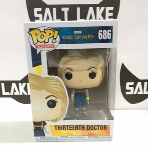 Funko POP! Television Doctor Who Thirteenth Doctor #686