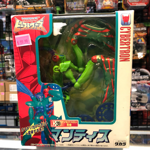 Takara Transformers Beast Wars II C-20 Insecticon Mantis (Japanese Import)