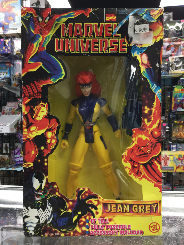Toy Biz Marvel Universe Jean Grey
