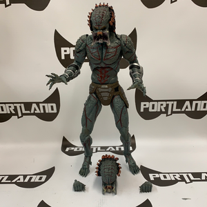 NECA Predator Armored Assassin Predator