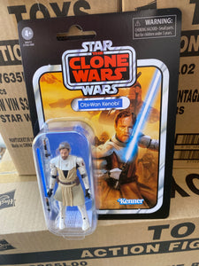 Hasbro Star Wars The Vintage Collection  Obi-Wan Kenobi (The Clone Wars)