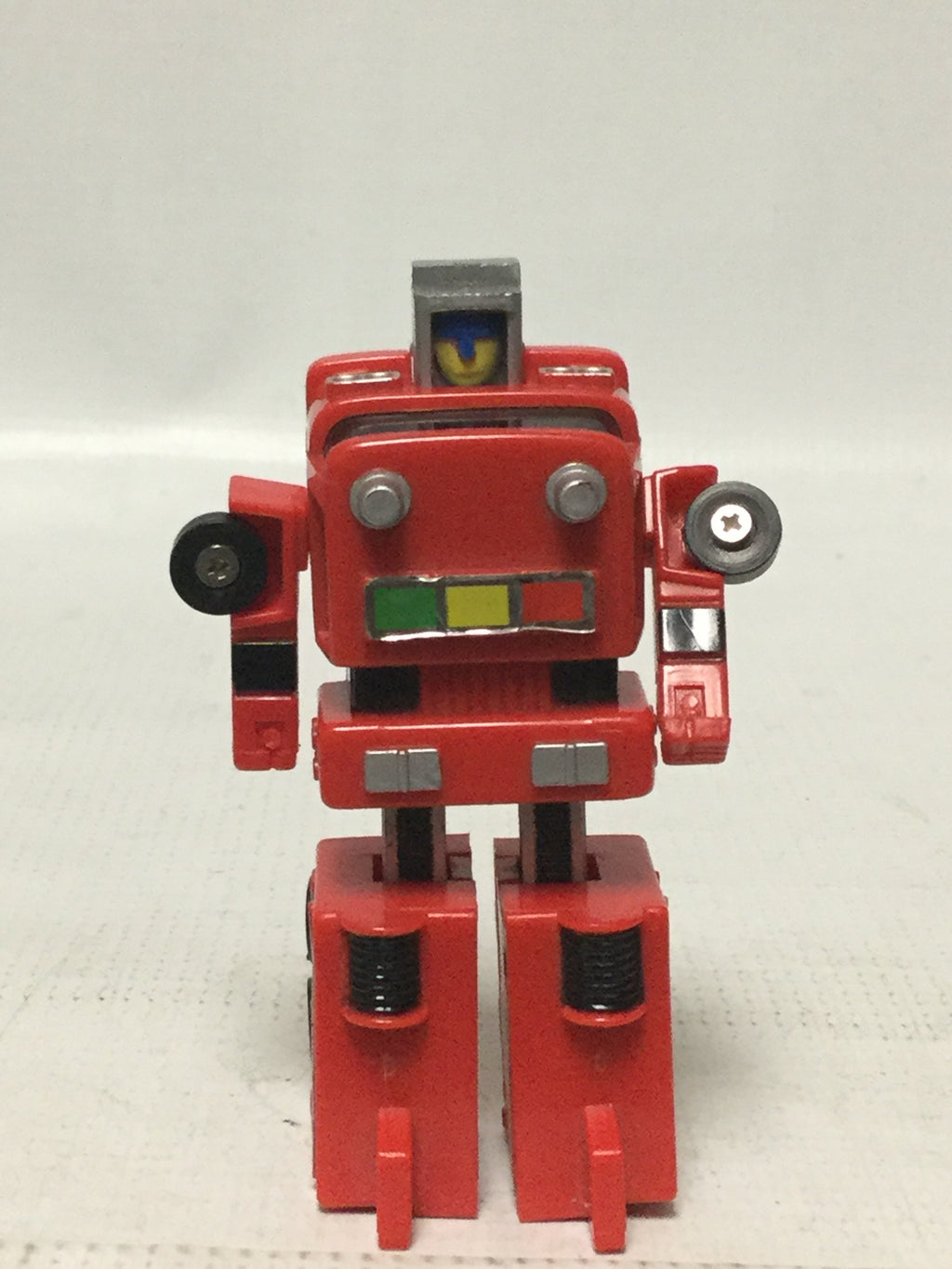 Remco Zybots 08 Hot Stuff Fire Engine