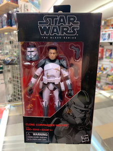 Star Wars Black Series Clone Commander Wolfee