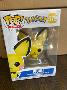 Funko POP! Games Pokemon Pichu 579