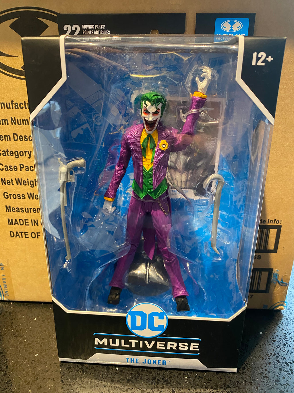 McFarlane DC Multiverse The Joker