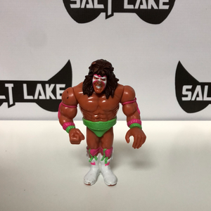 Hasbro Vintage WWF Ultimate Warrior 1990