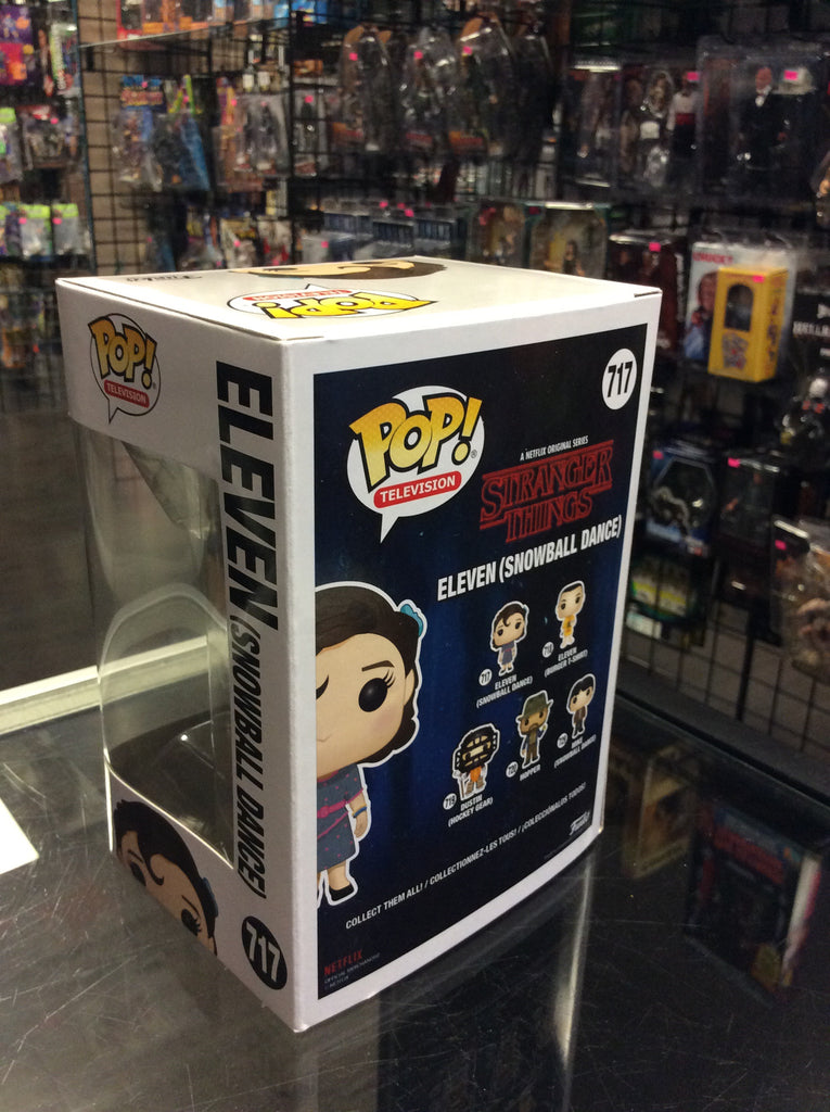 Funko POP Television Stranger Things Eleven (Snowball Dance)