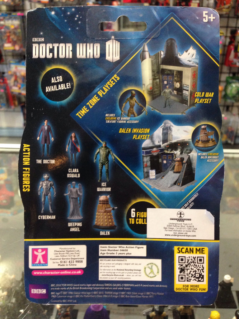 Character Options Doctor Who Ice Warrior