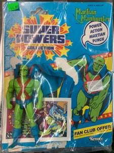 Kenner Super Powers Martian Manhunter
